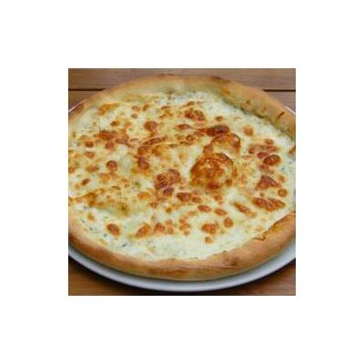 Gyorsfagyasztott sonkás pizza tejfölös alap 150 g