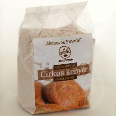 Glulu - Cirkos kenyér lisztkeverék 400 g