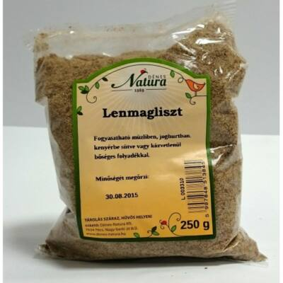 Dénes-Natura Lenmagliszt 250 g