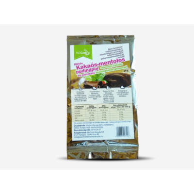 Nocarb - Kakaós-mentolos pudingpor 25 g