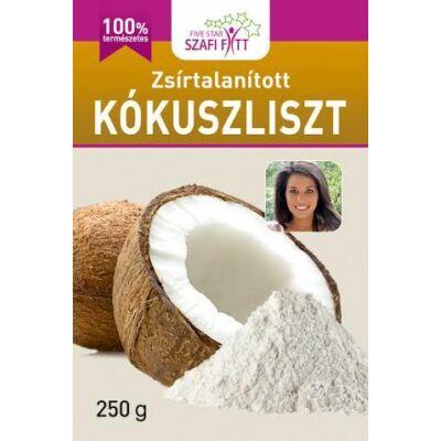 Szafi reform Zsírtalanított finomszemcsés kókuszliszt 250 g