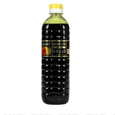Solio tökmagolaj 500 ml