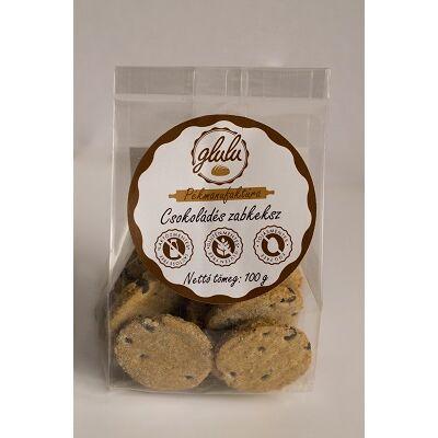 Glulu - Csokoládés zabkeksz 100 g