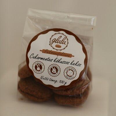 Glulu - Cukormentes kókuszos keksz 100 g