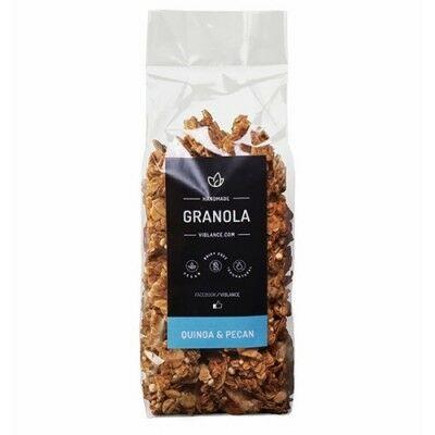 Viblance Granola Quinoa & Pecan 500 g