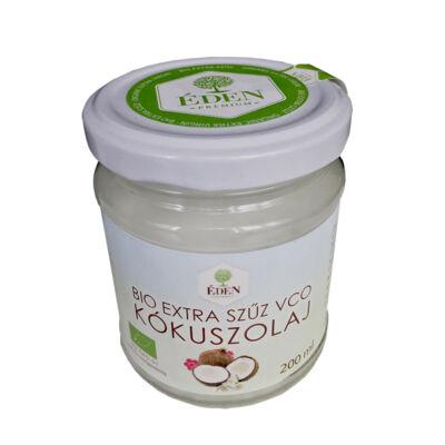 Éden Prémium - Bio extra szűz kókuszolaj 200ml
