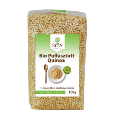 Éden Prémium - Bio puffasztott quinoa 100 g