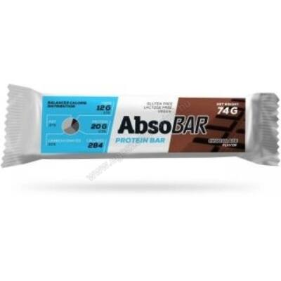 Absorice Absobar csokoládé 74 g