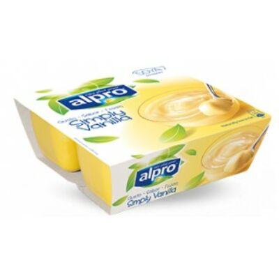 Alpro szójadesszert vaníliás 125 g