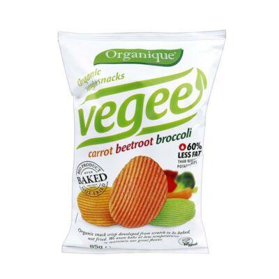 BIO Organique chips Zöldséges 85 g