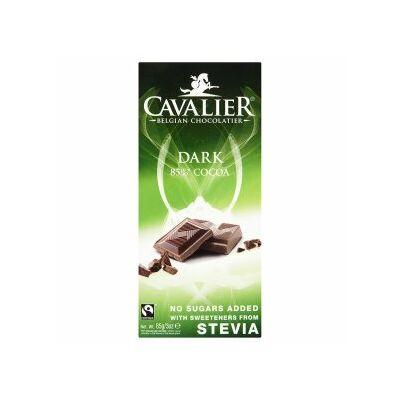 Cavalier Belgian Chocolatier Dark 85% Cocoa