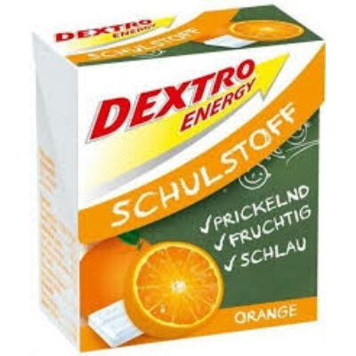 Energy Schulstoff Narancs ízű szőlőcukor 50 g