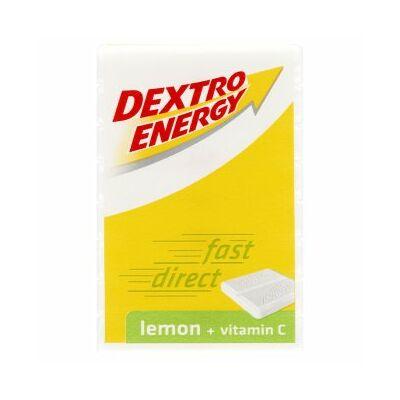 Energy citrom ízű szőlőcukor tabletta 46 g
