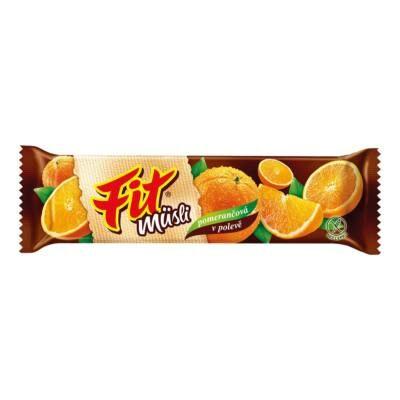Fit go narancs csoki 30 g