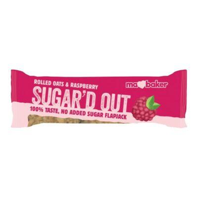 Ma Baker Sugar'd out zabszelet 50 g málnás