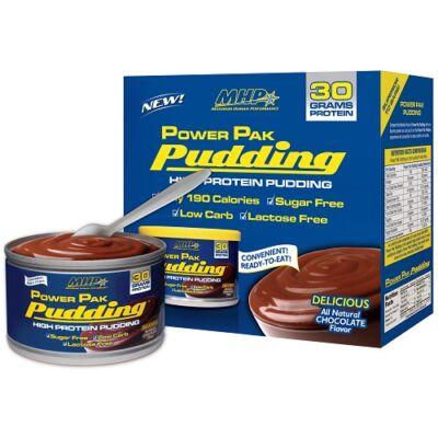 MHP, Power Pak Pudding 250 g Csokoládé