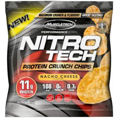 Muscle Tech, Nitro Tech Protein Crunch Chips 25 g (több ízben)