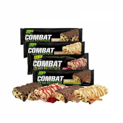 Musclepharm combat crunch 63 g (több ízben)