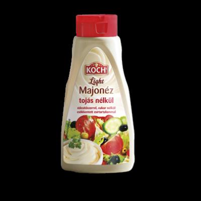 Koch's Light Cukormentes Majonéz tojás nélkül édesítőszerrel 450g