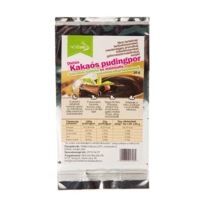 NoCarb - Diétás Kakaós pudingpor 25 g