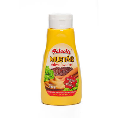 Paleo - Mustár édesítőszerrel 480 g