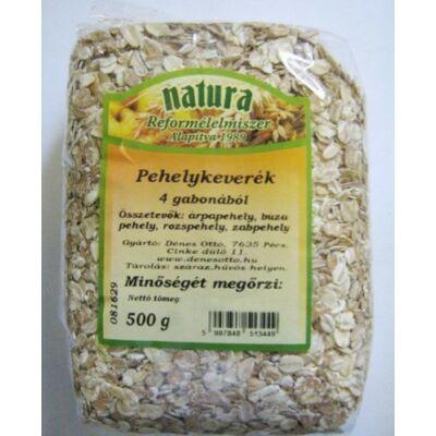Dénes Natura -  Pehelykeverék 4 féle gabonából 1000 g
