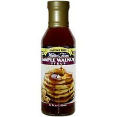 Walden Farms - Maple Walnut Syrup (Diós juharszirup) 355 ml
