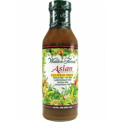 Walden Farms Dresszing - Asian Dressing, Marinade (Ázsiai dresszing) 340 g
