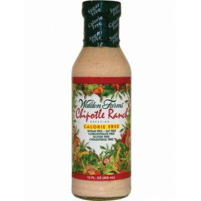 Walden Farms Dressing - Chipotle Ranch Dressing 355 ml