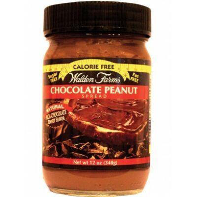 Walden Farms - Chocolate Peanut Spread (Csokis Mogyoróvaj) 340 g