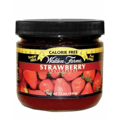 Walden Farms Dzsem - Strawberry Fruit Spread (eper dzsem) 340g