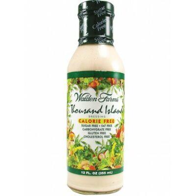 Walden Farms Dressing  - Thousand Island Dressing (ezersziget salátaöntet) 355 ml