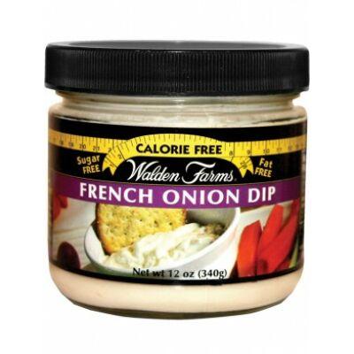 Walden Farms - French Onion Dip (Francia Hagymás Mártogatós) 340g