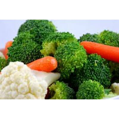 Fagyasztott Brokkoli mix  2,5 kg