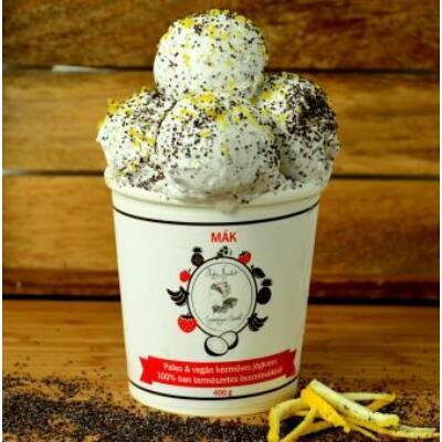 Hideg Nyalat - Mák Jégkrém 140 g