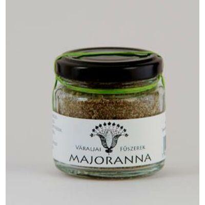 Váraljai fűszerek - majoranna 12 g