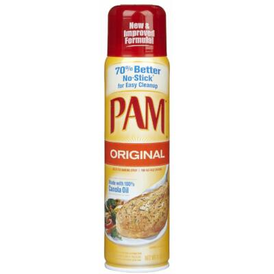 PAM - 0% Kalóriás Original Sütőspray 482g