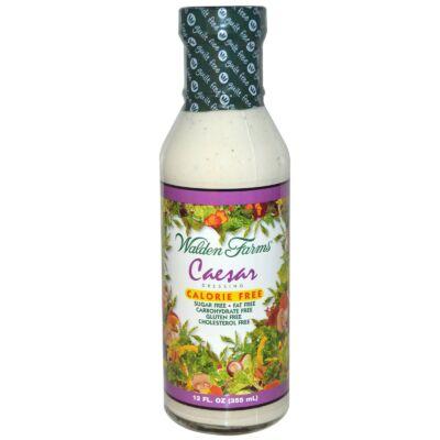 Walden Farms Dressing - Caesar Salad Dressing (Cézár Salátaöntet) 355ml