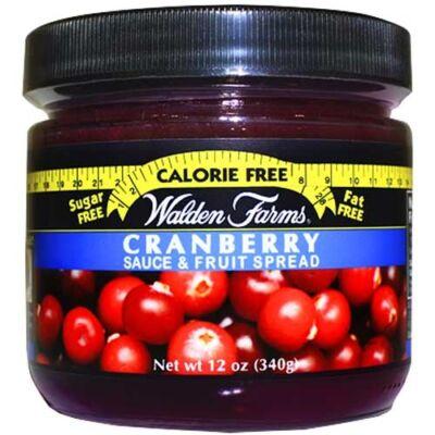 Walden Farms - Cranberry Sauce (Vörös áfonya dzsem) 340 g