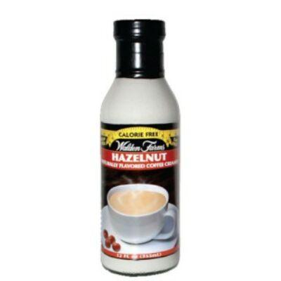 Walden Farms Kávékrém - Hazelnut Cream (Mogyorós Kávékrém) 355 ml