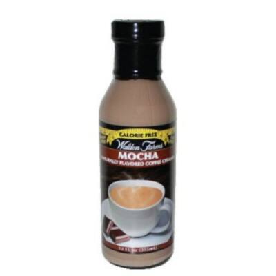 Walden Farms Kávékrém - Original Mocha Cream (Mocha Kávékrém) 355 ml