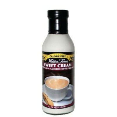 Walden Farms Kávékrém - Sweet Cream (kávékrém) 355ml