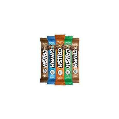 BioTechUSA CRUSH Bar 64g csokoládé-mogyoróvaj