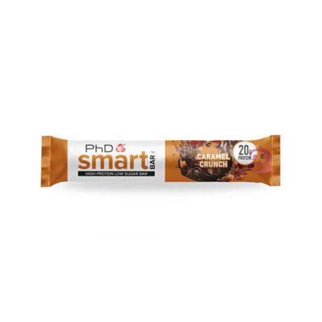 PhD Nutrition, SMART Bar 64g karamell