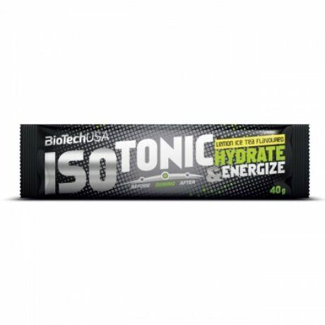 BiotechUSA - IsoTonic 40 g citromos ice tea