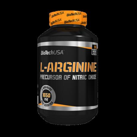 BiotechUSA L-Arginine 90 tbl