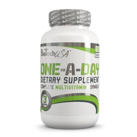 BioTechUSA ONE-A-DAY 100 tabletta