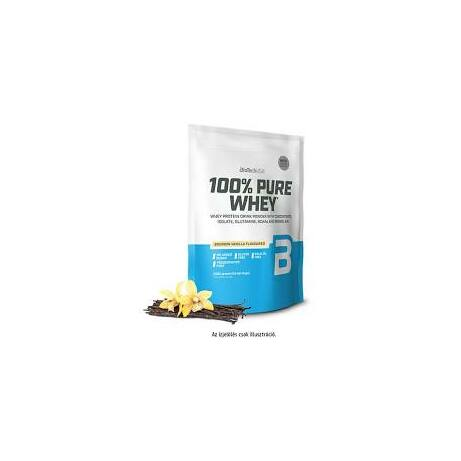 BioTechUSA 100% Pure Whey 454g bourbon vanília