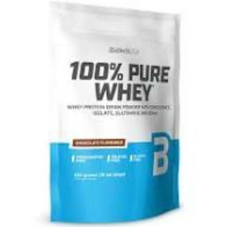 BioTechUSA 100% Pure Whey 454g mogyoró