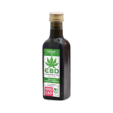 Euphoria CBD oil with CBD 100ml